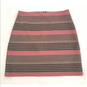 Ann Taylor Loft Above Knee Career Skirt Size 4